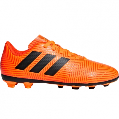 Pantof Minge Fotbal adidas Nemeziz 18.4 FxG JR DB2355
