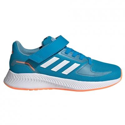 Pantof Adidas Runfalcon 2.0 C blue FZ2961 copil