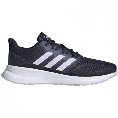 Pantof Adidas Runfalcon 's navy blue and pink EG8626 dama