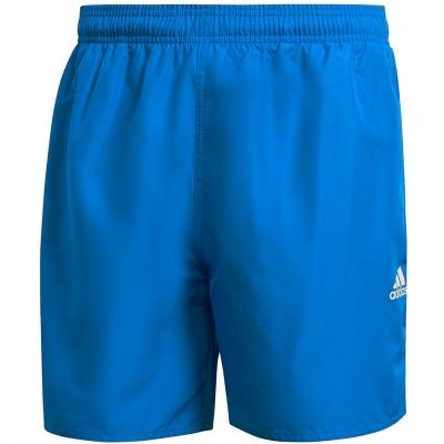 Adidas Short Length Solid Swim blue GQ1082 Adidas