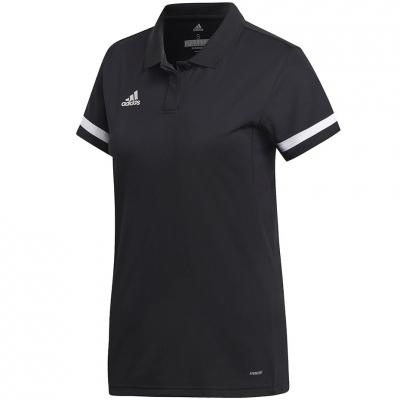 adidas Team 19 Polo Jersey Black DW6877 dama adidas teamwear