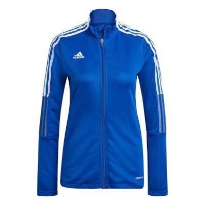 's adidas Tiro 21 Track blue GM7304 dama adidas teamwear