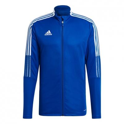Men's adidas Tiro 21 Track blue GM7320 adidas teamwear