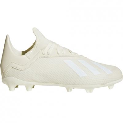 Pantof Minge Fotbal adidas X 18.3 FG JR DB2417
