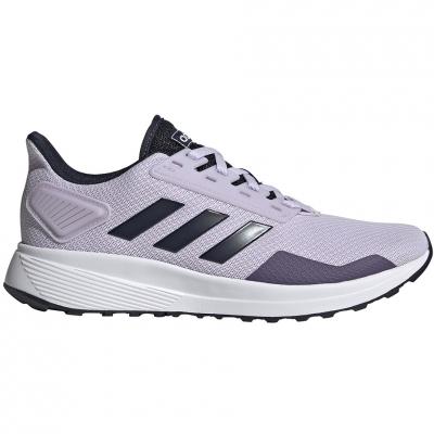 Pantof 's running adidas Duramo 9 light purple EG2939 dama