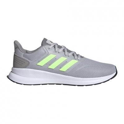 Pantof adidas grey Runafalcon FW5043 barbat