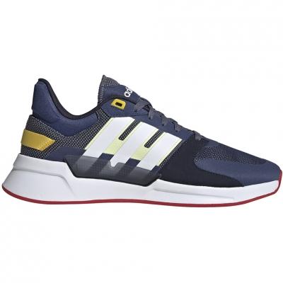 Pantof Adidas Run60S navy blue and white EG8656