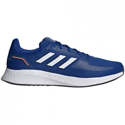 Pantof Men's adidas Runfalcon 2.0 blue FZ2802
