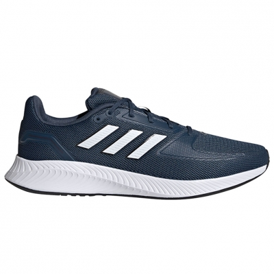 Pantof Men's adidas Runfalcon 2.0 navy blue FZ2807