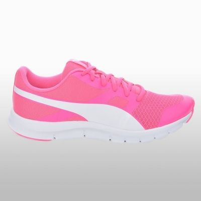 Adidasi alergare roz Puma Flexracer Knockout Femei