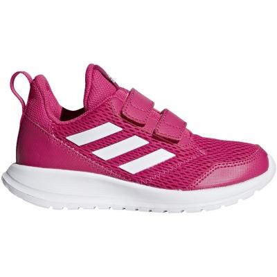 Pantof 's adidas AltaRun CF K pink CG6895 copil