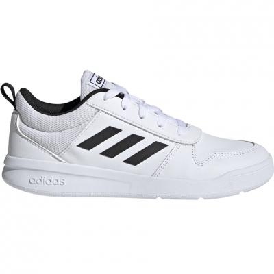 Pantof 's adidas Tensaur K white and black EF1085 copil