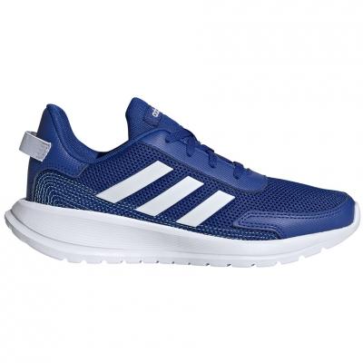 Pantof Adidas Tensaur Run K 's blue and white EG4125 copil