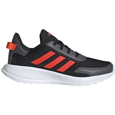 Pantof Adidas Tensaur Run K 's black and orange EG4124 copil