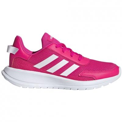 Pantof Adidas Tensaur Run K pink and white EG4126 's copil