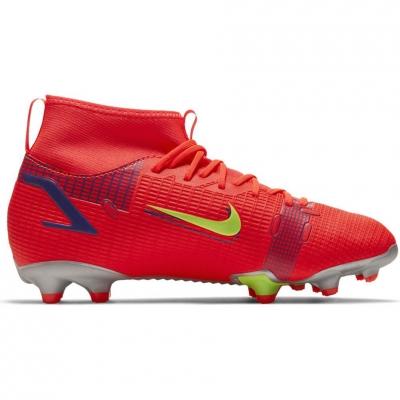 Pantof Nike Mercurial Superfly 8 Academy FG / MG CV1127 600 soccer copil