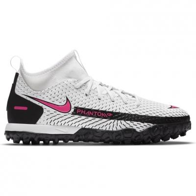 Pantof Nike Phantom GT Academy DF TF CW6695 160 soccer copil
