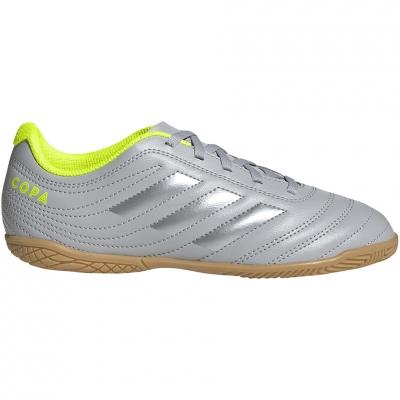 Pantof Minge Fotbal Adidas Copa 20.4 IN JR EF8354