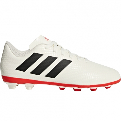 Pantof Minge Fotbal adidas Nemeziz 18.4 FxG JR CM8510