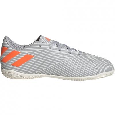 Pantof Minge Fotbal Adidas Nemeziz 19.4 IN JR gray EF8307