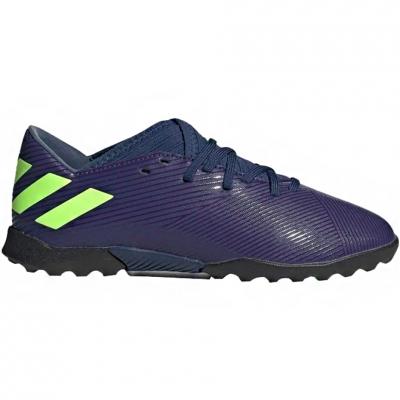 Pantof Minge Fotbal Adidas Nemeziz Messi 19.3 TF EF1811 copil