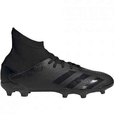 Pantof Minge Fotbal Adidas Predator 20.3 FG EF1929 copil
