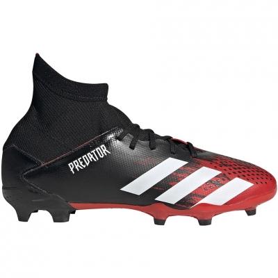 Pantof Minge Fotbal Adidas Predator 20.3 FG JR black EF1930