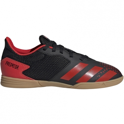 Pantof Minge Fotbal Adidas Predator 20.4 IN Sala EF1979 copil