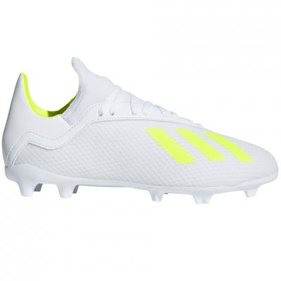 Pantof Minge Fotbal adidas X 18.3 FG JR BB9372
