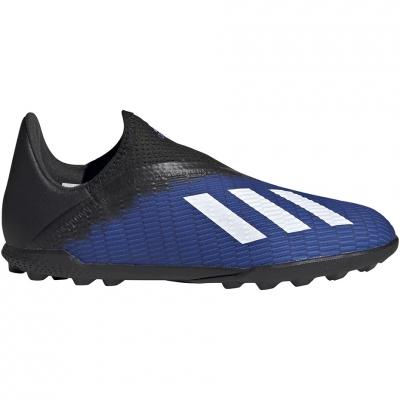 Pantof Minge Fotbal Adidas X 19.3 LL TF JR EG9839