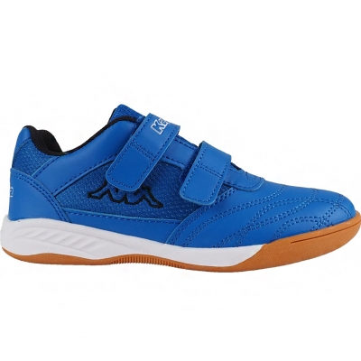 Pantof 's indoor Kappa Kickoff K blue 260509K 6011 copil
