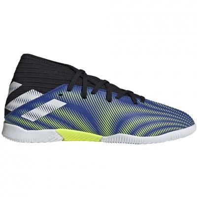 Gheata Minge Fotbal   adidas Nemeziz.3 IN blue FY0818 copil