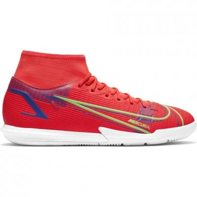 Pantof Minge Fotbal   Nike Mercurial Superfly 8 Academy IC CV0847 600