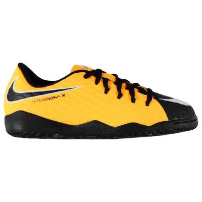 Pantof sport Fotbal Nike Hypervenom Phelon Indoor copil