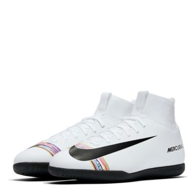 Pantof sport Fotbal Nike Mercurial Superfly Club DF Indoor copil