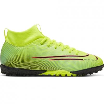 Pantof Minge Fotbal Nike Mercurial Superfly 7 Academy MDS TF BQ5407 703 copil