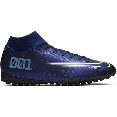 Pantof Minge Fotbal Nike Mercurial Superfly 7 Academy MDS TF BQ5435 401