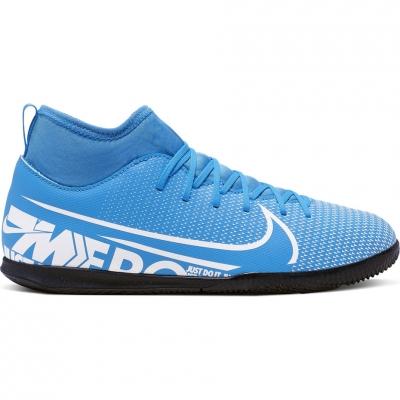 Pantof Minge Fotbal Nike Mercurial Superfly 7 Club IC AT8153 414 copil