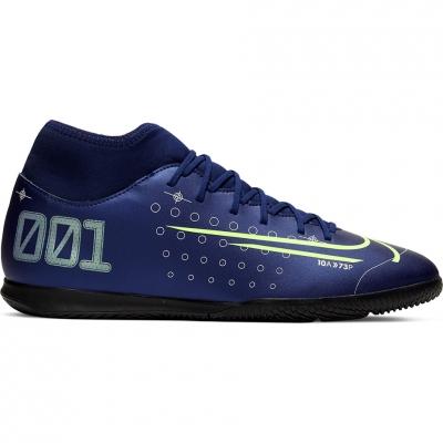 Pantof Minge Fotbal Nike Mercurial Superfly 7 Club MDS IC BQ5417 401 copil