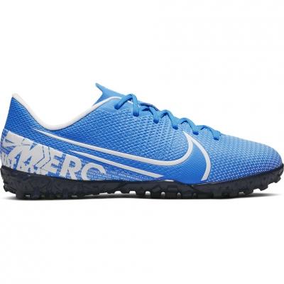 Pantof Minge Fotbal Nike Mercurial Vapor 13 Academy TF AT8145 414 copil
