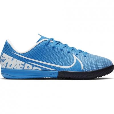 Pantof Minge Fotbal Nike Mercurial Vapor 13 Academy IC AT8137 414 copil