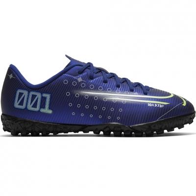 Pantof Minge Fotbal Nike Mercurial Vapor 13 Academy MDS TF CJ1178 401 copil