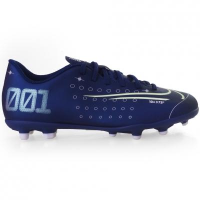 Pantof Minge Fotbal Nike Mercurial Vapor 13 Club MDS FG / MG CJ1148 401 copil
