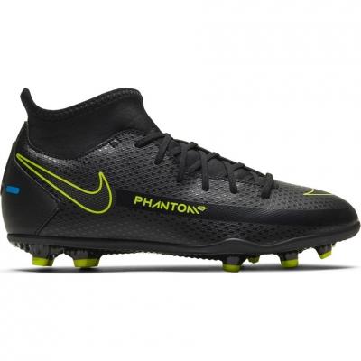 Pantof Minge Fotbal Nike Phantom GT Club DF FG / MG CW6727 090 copil