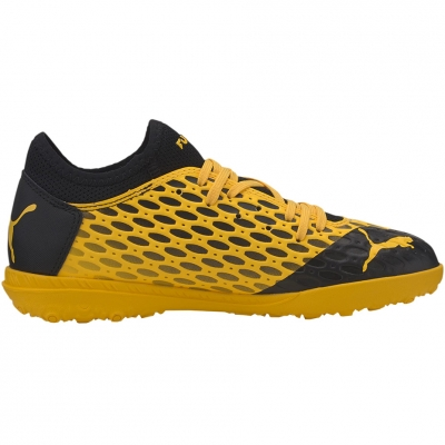 Pantof Minge Fotbal Puma Future 5.4 TT JR Yellow 105813 03