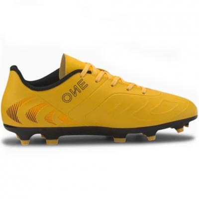 Pantof Minge Fotbal Puma One 20.4 FG AG 105840 01 copil