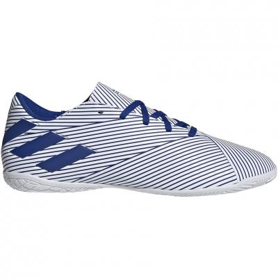 Pantof Minge Fotbal Adidas Nemeziz 19.4 IN white EF1711