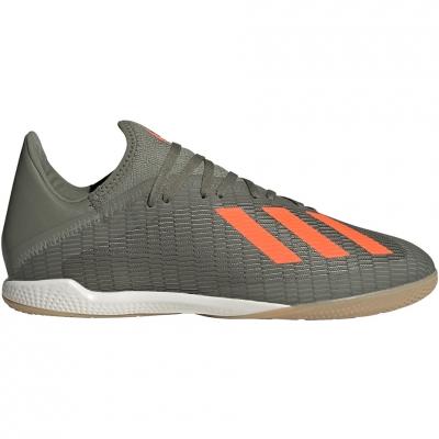 Pantof Minge Fotbal Adidas X 19.3 IN green EF8367