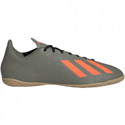 Pantof Minge Fotbal Adidas X 19.4 IN green EF8373