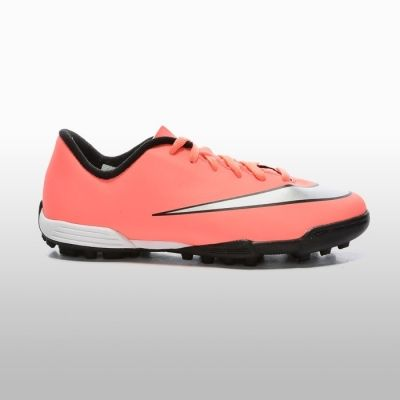 Adidasi gazon sintetic Nike Jr Mercurial Vortex II Tf Baietei